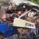 MP: अवैध खनन कर रहे ट्रैक्टर ने जीप में मारी टक्कर, 12 की मौत