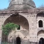 मुगलों के जमाने कि शानदार धरोहर है मकबरा