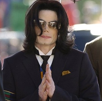 MICHAEL JACKSON NAAT GIVE THANKS TO ALLAH
