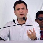 राहुल ने की BJP के घोषणापत्र की समीक्षा, 5 में से दिया सिर्फ एक स्टार