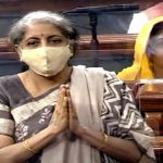 राज्यसभा में बोलीं वित्त मंत्री निर्मला सीतारमण, यह बजट आत्मनिर्भर भारत के लिए है