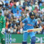 वर्ल्ड कप 2019: महामुकाबले की तारीख हुई तय, भिड़ेंगे भारत-PAK