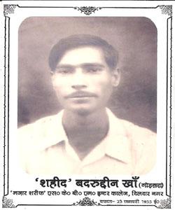 Badruddin khan