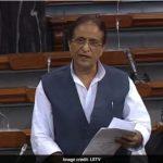 BJP सांसद से 'अभद्र' बात कहने पर आजम खान ने मांगी माफी, रमा देवी बोलीं- उनकी आदत बिगड़ी हुई है