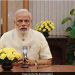 आज देश को संबोधित करेंगे पीएम मोदी, धारा 370 हटने के बाद पहला संबोधन