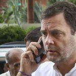 प्रियंका के बाद राहुल गांधी आए चिदंबरम के साथ, बोले- उनके चरित्र हनन के लिए मोदी सरकार कर रही है ED और CBI का यूज