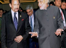 म्यांमार में ने पी डो में आयोजित 12वें भारत-आसियान शिखर सम्मेलन