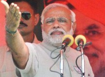 मोदी का भ्रष्टाचार पर प्रहार, कांग्रेस पर परोक्ष निशाना
