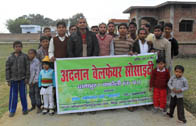 Shanti march
