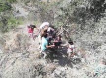 जम्मू- कश्मीर: बनिहाल में खाई में गिरी मेटाडोर, 12 की मौत, 15 जख्मी