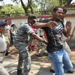 Bharat Bandh Live Updates: भारत बंद के दौरान मध्यप्रदेश में 4, यूपी में एक की मौत, 5 राज्यों में फैली हिंसा