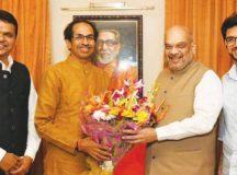 महाराष्ट्र में बीजेपी और शिवसेना करेंगी 6 संयुक्त रैलियां, शुरुआत अमरावती से