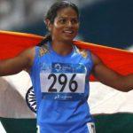 दुती चंद को 1.5 करोड़ रुपये का नकद पुरस्कार देगी ओडिशा सरकार