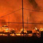 मैक्सिको: पटाखा गोदामों में सीरियल विस्फोट, 24 लोगों की मौत