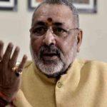 मोदी के मंत्री ने नीतीश पर हिंदुओं को अपमानित करने का लगाया आरोप