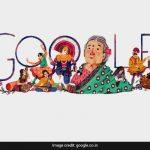 Kamaladevi Chattopadhyay: गूगल ने बनाया डूडल, नेशनल स्कूल ऑफ ड्रामा से लेकर फरीदाबाद शहर थे कमलादेवी की देन