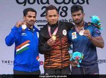 कॉमनवेल्थ गेम 2018: गुरुराजा ने दिलाया भारत को पहला मेडल, वेट लिफ्टिंग में जीता सिल्वर