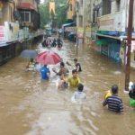 दरिया बनी मुंबई, क्या सड़क-क्या शहर, सब पानी-पानी, आफत में जिंदगी