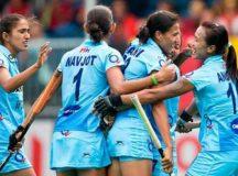 महिला हॉकी: एशियाई चैंपियंस ट्रॉफी में भारत ने चीन को 3-1 से हराया