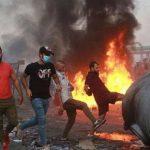 इराक: बेरोजगारी के खिलाफ प्रदर्शन कर रहे लोगों पर बरसाई गोलियां, 31 की मौत