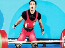 15 साल का ये गोल्ड मेडलिस्ट ओलंपिक के लिए बढ़ाएगा वजन