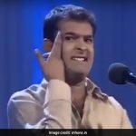 Kapil Sharma Birthday Special: पहले शो में ऐसे नजर आते थे कपिल शर्मा, देखें संघर्ष के दिनों के