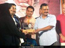 दिल्ली हाट में निर्मित हुआ कलाम मेमोरियल, सीएम केजरीवाल ने किया उद्घाटन