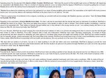 Malaika Arora Launches Revolutionary Hair Reducing Technology for Rich Feel