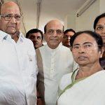ममता बनर्जी का मिशन 2019: तीसरे मोर्चो के लिए विपक्ष को ही नहीं, BJP के बागी नेताओं को साथ लाने में जुटीं