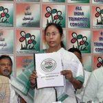 उम्मीदवारों को शपथ दिला रही TMC-'कसम खाओ, नहीं करोगे ठेकेदारी-अवैध खनन'