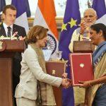 द्विपक्षीय रिश्तों के लिए भारत-फ्रांस के लोगों को आपस में कनेक्ट होना होगा: मोदी, दोनों देशों में हुए 14 करार