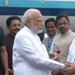 मुंबई पहुंचे PM मोदी, IIT के दीक्षांत समारोह को करेंगे संबोधित