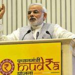 मुद्रा योजना ने ब्याजखोर लोगों के चंगुल से देश के युवा धन को बचाया: नरेंद्र मोदी ने ऐप पर कहा