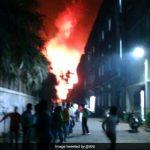 पालघर में केमिकल फैक्टरी का बॉयलर फटने से भीषण आग, 3 की मौत, 13 घायल