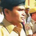 ब्राह्मण रैली में फरसा छीनने पर हंगामा, पुलिस ने माफी मांगी, SHO छुट्टी पर