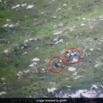 LOC पर घुसपैठ की कोशिश कर रहे थे आतंकी, भारतीय सेना की फायरिंग में जान बचाना पड़ गया भारी