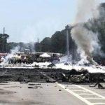 जॉर्जिया में दुर्घटनाग्रस्त हुआ अमेरिकी सैन्य विमान, 9 की मौत