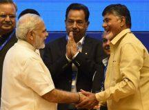 पीएम मोदी ने आंध्र प्रदेश के सीएम चंद्रबाबू नायडू से की बात, TDP के दोनों मंत्री मिलेंगे प्रधानमंत्री से