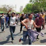 सड़कों पर उतरे SSC के हजारों छात्र, कनॉट प्लेस में लाठीचार्ज