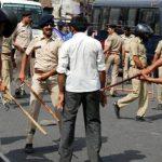 आरक्षण के खिलाफ भारत बंद, आरा में आगजनी, रेल रोकी, भिंड-मुरैना में कर्फ्यू