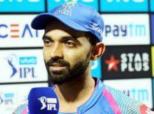 IPL11: रॉयल्स के कप्तान रहाणे पर लगा 12 लाख का जुर्माना