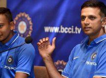 ICC UNDER-19 WORLD CUP: 'कुछ ऐसे' राहुल द्रविड़ और पृथ्वी शॉ एंड कंपनी ने दिया ऑस्ट्रेलियाई जूनियरों की 'बदमाशी' का जवाब