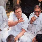 राहुल गांधी के अमेठी दौरे का आज दूसरा दिन, करेंगे किसान पंचायत