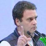 राहुल का आरोप- 39 भारतीयों की मौत पर घिरी सरकार, तो डेटा चोरी पर गढ़ी कहानी
