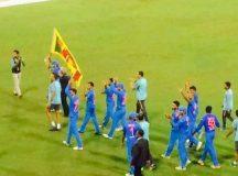 Nidahas Trophy Final: कुछ ऐसे रोहित शर्मा ने श्रीलंका को दिया स्पेशल धन्यवाद, लंकाई प्रशसंकों की आंखों से छलके खुशी के आंसू