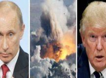अमेरिका रूस आमने-सामने, क्या सीरिया से शुरू होगा तीसरा विश्व युद्ध?