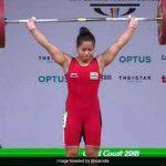 Commonwealth Games 2018: बेटियों का दबदबा कायम, संजीता चानू ने भारत को दिलाया दूसरा गोल्ड