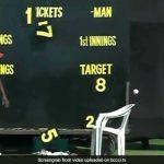 IND vs AUS: महिला टीम के वनडे मैच में भारत की पूजा ने लगाया ऐसा छक्का कि स्कोरबोर्ड 'नाचने' लगा, देखें वीडियो..