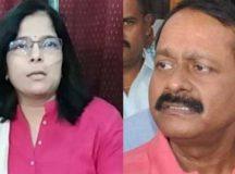 मुन्ना बजरंगी की पत्नी ने केंद्रीय मंत्री पर लगाया हत्या करवाने का आरोप