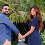 शिल्पा शेट्टी के बर्थडे पर पति राज कुंद्रा ने शेयर किया स्पेशल और रोमांटिक मैसेज